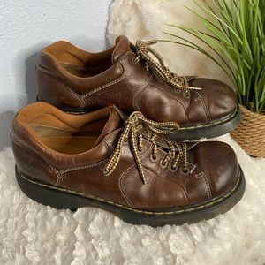Dr Marten boat shoes well worn size 13